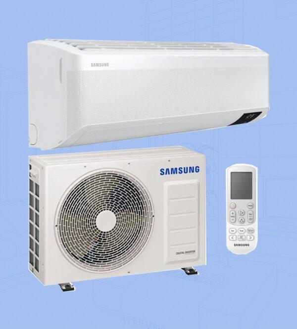 Installazioni clima Samsung Tecnoidrogas